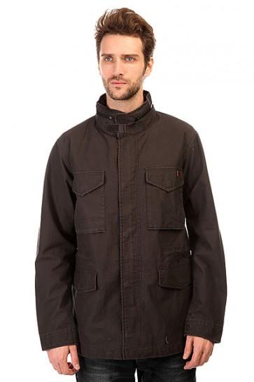 Куртка Quiksilver Rockford Jckt Tarmac, 1140731,  Quiksilver, цвет черный