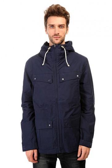 Куртка Quiksilver Seashore Jckt Medieval Blue, 1140733,  Quiksilver, цвет синий