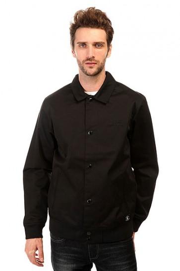 Куртка DC Dalston Jckt Black, 1140888,  DC Shoes, цвет черный