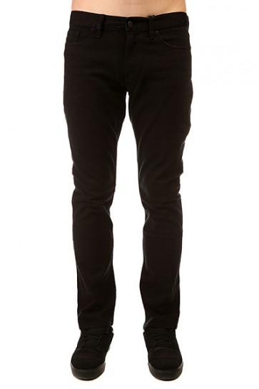 Джинсы прямые DC Worker Straight Pant Black Rinse, 1140909,  DC Shoes, цвет серый