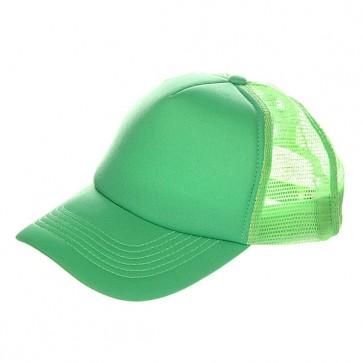 Бейсболка с сеткой TrueSpin Basic Trucker Fresh Green, 1108436,  TrueSpin, цвет зеленый