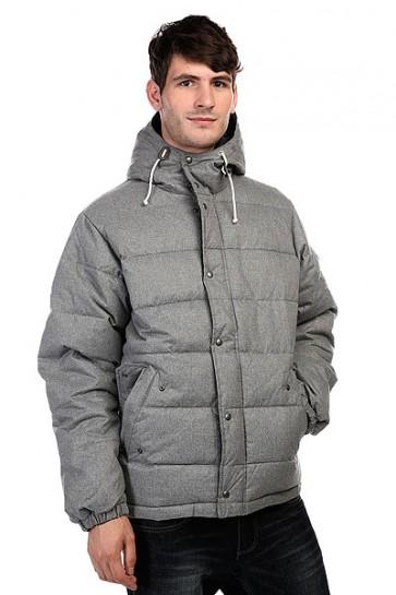 Куртка Quiksilver Woolmore Light Grey Heather, 1126759,  Quiksilver, цвет серый