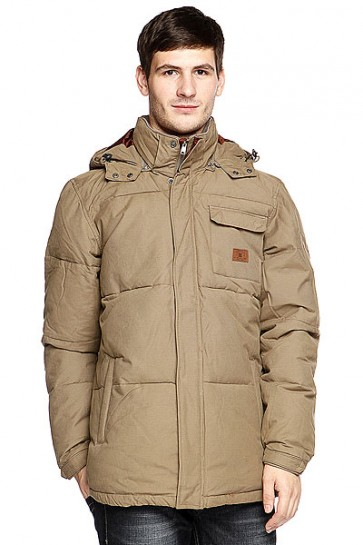Куртка зимняя DC Arctic Stone Gray, 1098157,  DC Shoes, цвет серый