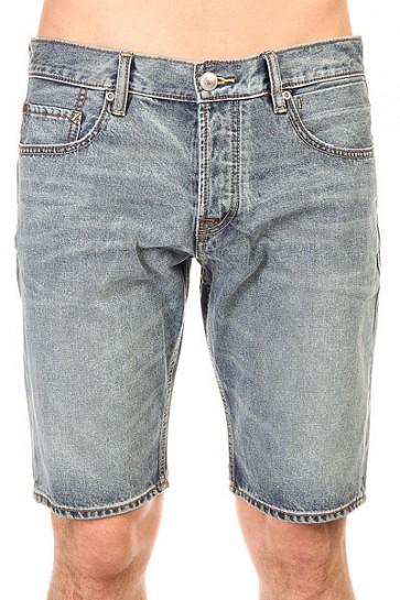 Шорты джинсовые Quiksilver Sequel Shrt Dust Dnst Dust Bowl, 1144678,  Quiksilver, цвет синий