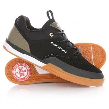 Кроссовки DC Cole Lite 3 S Black/Gum, 1144721,  DC Shoes, цвет черный