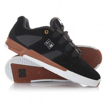 Кроссовки DC Maddo Black/Gum, 1146338,  DC Shoes, цвет черный