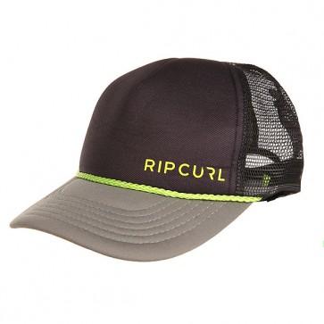Бейсболка с сеткой Rip Curl Atlas Trucker 4078 Lime, 1159546,  Rip Curl, цвет зеленый, серый, черный