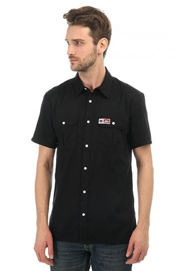 Рубашка DC Ben Davis Shirt Black, 1146503,  DC Shoes, цвет черный