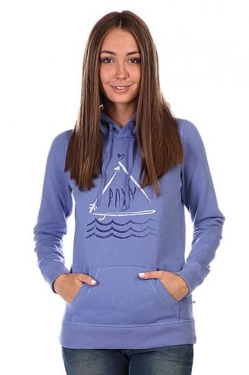 Кенгуру женское Roxy Gary Hoodiea Light Denim, 1121087,  Roxy, цвет фиолетовый