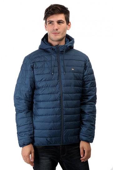 Куртка зимняя Quiksilver Everydayscaly Dark Denim, 1157928,  Quiksilver, цвет синий