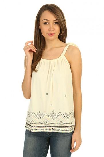 Топ женский Roxy Knit Top White, 1146586,  Roxy, цвет белый