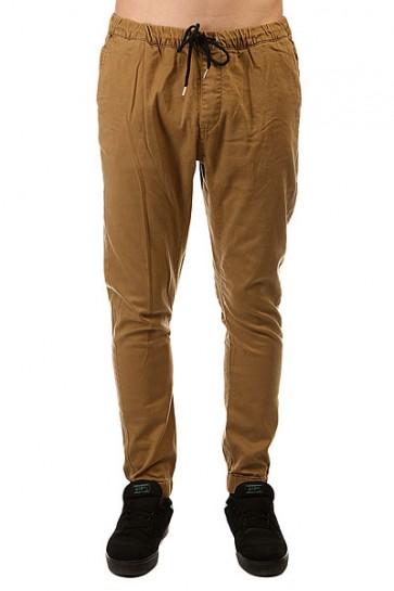 Штаны прямые Quiksilver Fonic Ndpt British Khaki, 1141466,  Quiksilver, цвет коричневый