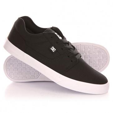 Кеды кроссовки низкие DC Tonik Tx Black, 1141530,  DC Shoes, цвет черный