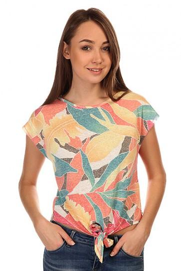 Топ женский Roxy Whtt Tropical Monsoon Com, 1144812,  Roxy, цвет мультиколор