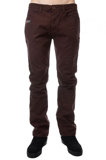 Джинсы Element Team Bear Brown, 1121736,  Element, цвет коричневый