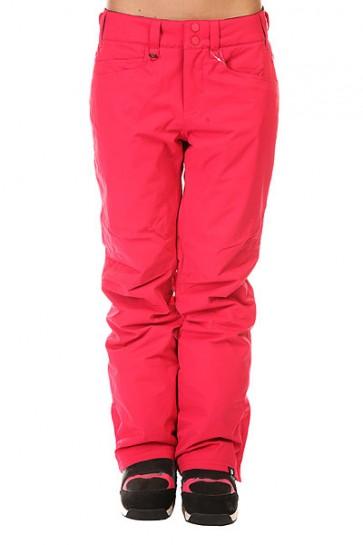 Штаны сноубордические женские Roxy Backyard Azalea, 1127659,  Roxy, цвет бордовый