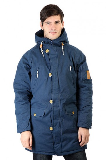 Куртка парка TrueSpin Cold City Navy, 1160078,  TrueSpin, цвет синий