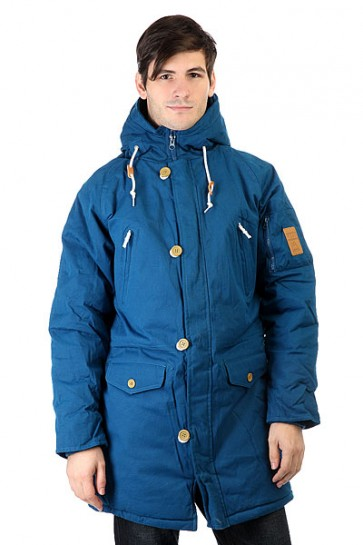 Куртка парка TrueSpin Cold City Indigo, 1160079,  TrueSpin, цвет синий