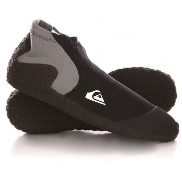 Гидроботинки Quiksilver Reef Walker Black, 1142147,  Quiksilver, цвет серый, черный