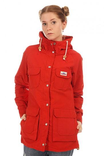 Куртка женская Penfield Vassan Jacket Orange, 1149393,  Penfield, цвет оранжевый