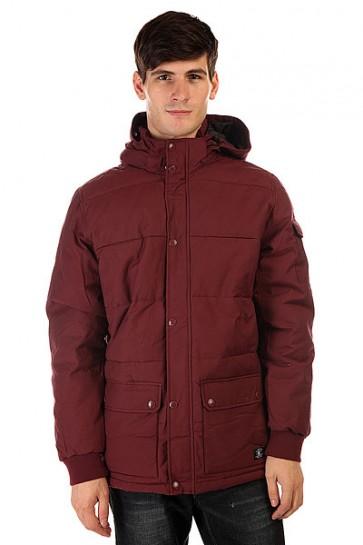 Куртка зимняя DC Arctic 2 Port Royale, 1130745,  DC Shoes, цвет бордовый