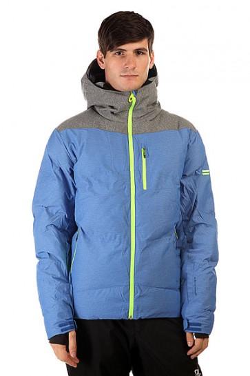Куртка Quiksilver Ultimate Jacket Olympian Blue, 1130761,  Quiksilver, цвет серый, синий
