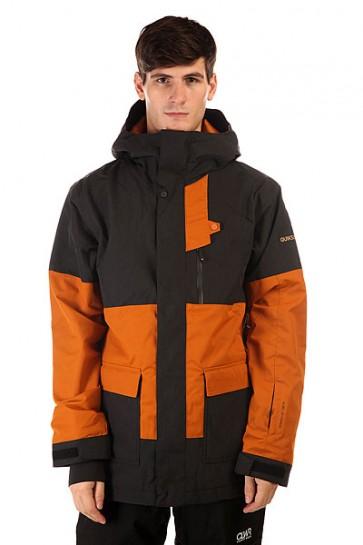 Куртка Quiksilver York Jkt Black, 1130764,  Quiksilver, цвет черный