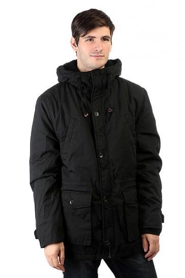 Куртка парка Billabong Stafford Parka Black, 1160405,  Billabong, цвет черный