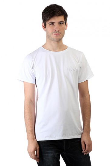 Футболка Nord Logo White, 1160433,  Nord, цвет белый