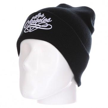 Шапка TrueSpin Los Angeles Black, 1133856,  TrueSpin, цвет черный
