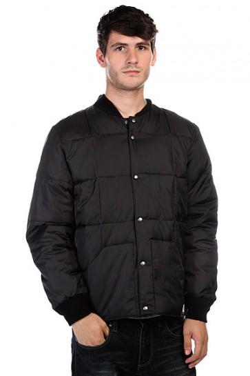 Куртка Quiksilver Bomber Anthracite, 1124808,  Quiksilver, цвет черный