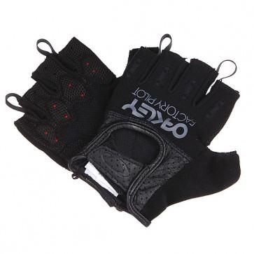 Перчатки Oakley Factory Road Glove Black, 1121832,  Oakley, цвет черный