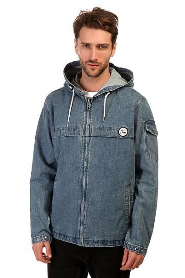 Куртка джинсовая Quiksilver Denim Capsule Blue Surf, 1145136,  Quiksilver, цвет синий