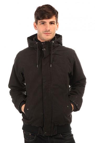 Куртка зимняя Quiksilver Everydaybrooks Black, 1154739,  Quiksilver, цвет черный
