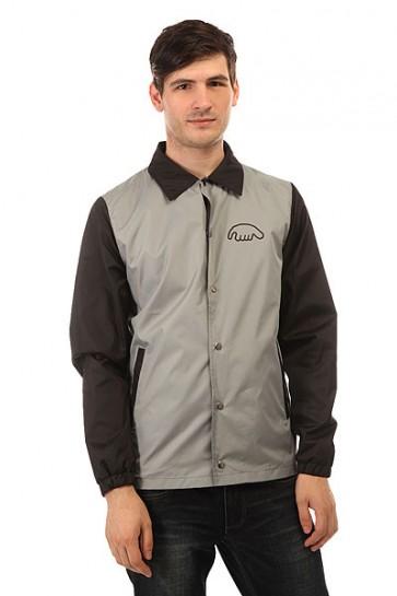 Ветровка Anteater Coachjacket Grey, 1149662,  Anteater, цвет серый, черный