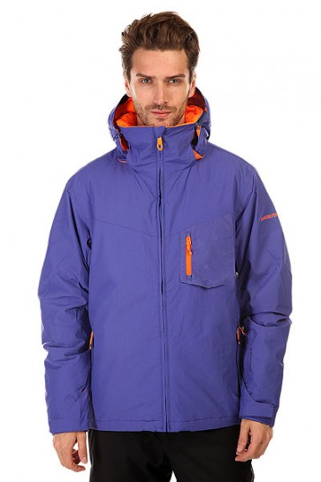 Куртка Quiksilver Mission Plus Royal Blue, 1131089,  Quiksilver, цвет синий