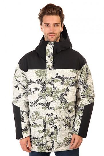 Куртка DC Impossible Camo, 1131097,  DC Shoes, цвет мультиколор