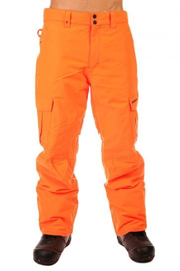 Штаны сноубордические Quiksilver Mission Inspant Shocking Orange, 1131125,  Quiksilver, цвет оранжевый