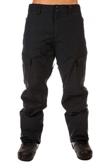 Штаны сноубордические Quiksilver Mission Inspant Black, 1131127,  Quiksilver, цвет черный