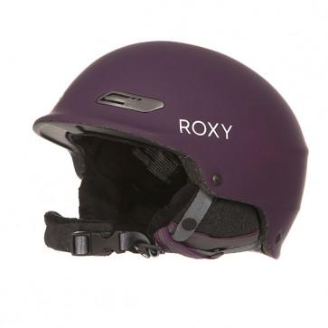 Шлем для сноуборда женский Roxy Power Powder Anthracite, 1152435,  Roxy, цвет фиолетовый