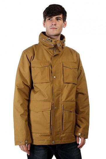 Куртка Quiksilver Elion Jacket Dull Gold, 1128206,  Quiksilver, цвет бежевый