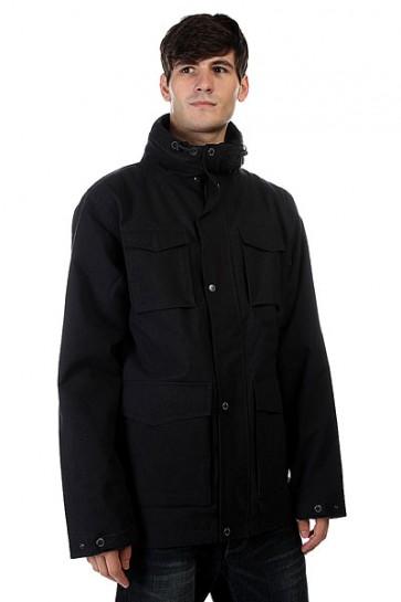 Куртка Quiksilver Elion Jacket Black, 1128207,  Quiksilver, цвет черный