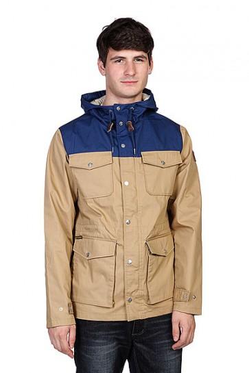 Куртка Element Hemlock Atlantic, 1087371,  Element, цвет бежевый, синий