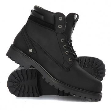Ботинки зимние Wrangler Yuma Creek Fur Black, 1156860,  Wrangler, цвет черный