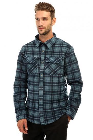 Рубашка утепленная Quiksilver Surf Days Dark Denim, 1157048,  Quiksilver, цвет синий