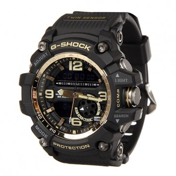 Электронные часы Casio G-Shock Premium Gg-1000gb-1a Black, 1153595,  Casio G-Shock, цвет черный