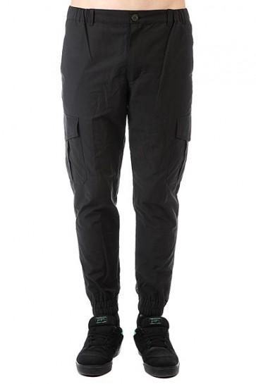 Штаны прямые Anteater Cargo Black, 1145312,  Anteater, цвет черный