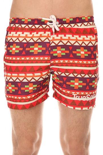 Шорты классические TrueSpin Scalp Shorts Multi, 1147698,  TrueSpin, цвет мультиколор