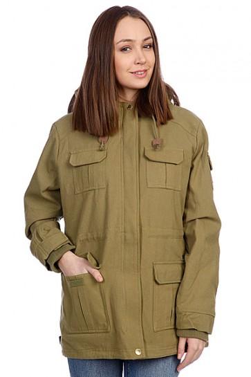 Куртка женская Insight Mystic Anorak Kamikaze, 1076840,  Insight, цвет зеленый