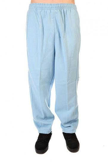 Штаны широкие Urban Classics Sweatpants Sky Blue, 1128330,  Urban Classics, цвет голубой